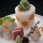 桜坂 観山荘 - 玄海灘で獲れた旬の魚介を思う存分お楽しみください