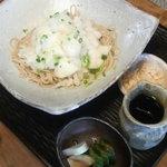 6858369 - 鬼おろし蕎麦