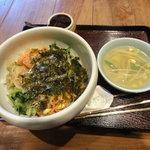 韓日茶苑 楽zen - 本場韓国山菜ビビンバ