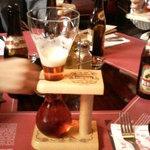 ベースキャンプ - 5年前にブリュッセルで飲んだPauwel Kwakは瓶詰めだった。先々週はブリュッセルの老舗レストランに無かった