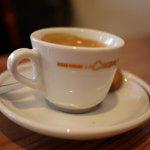 cafe TATI - エスプレッソ(ダブル)