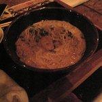 藤崎奈々子は豚骨ラーメン - 豚骨ラーメン(少し食べてしまったけど・・・・)