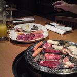 6905913 - 「家族だんらん大皿」(3,654円)に生ビールピッチャー(2,268円)
