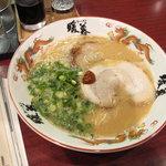 暖暮 - ラーメン600円