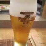 樹花 - 生ビール