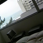 タカミヤ湯の浜テラス 西洋茶寮 - 室内からの展望