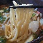 お食事処 いろり - 麺アップ