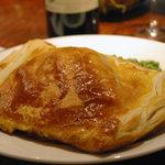 煮こみや なりた - フォアグラとキノコのパイ包焼き