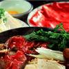 野草庵 - 料理写真:すきやき