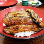 うなぎのむらかみ - 料理写真:上共水うな丼