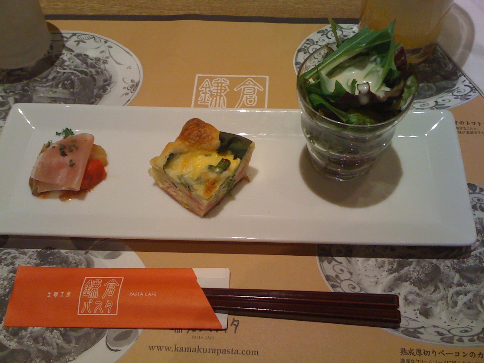 生麺工房 鎌倉パスタ イオン高松店