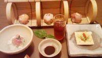 茶房料理 月乃日山