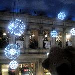 ポルトフィーノ - 店からの眺め