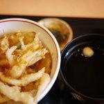 白えび亭 - 白えび天丼