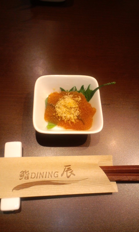 鮨DINING 辰