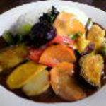 i-na cafe - 鎌倉野菜のカレー