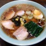 佐藤屋食堂 - 三条っ子ラーメン(正油)