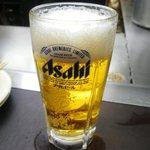 薬研堀 八昌 - 生ビール