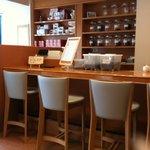 杉本珈琲店 - きれいな店内