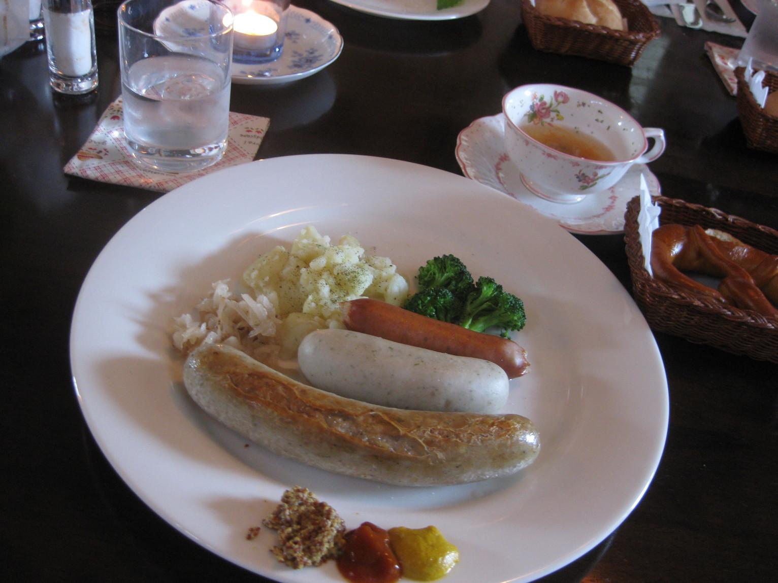 ドイツ料理 フロイデ