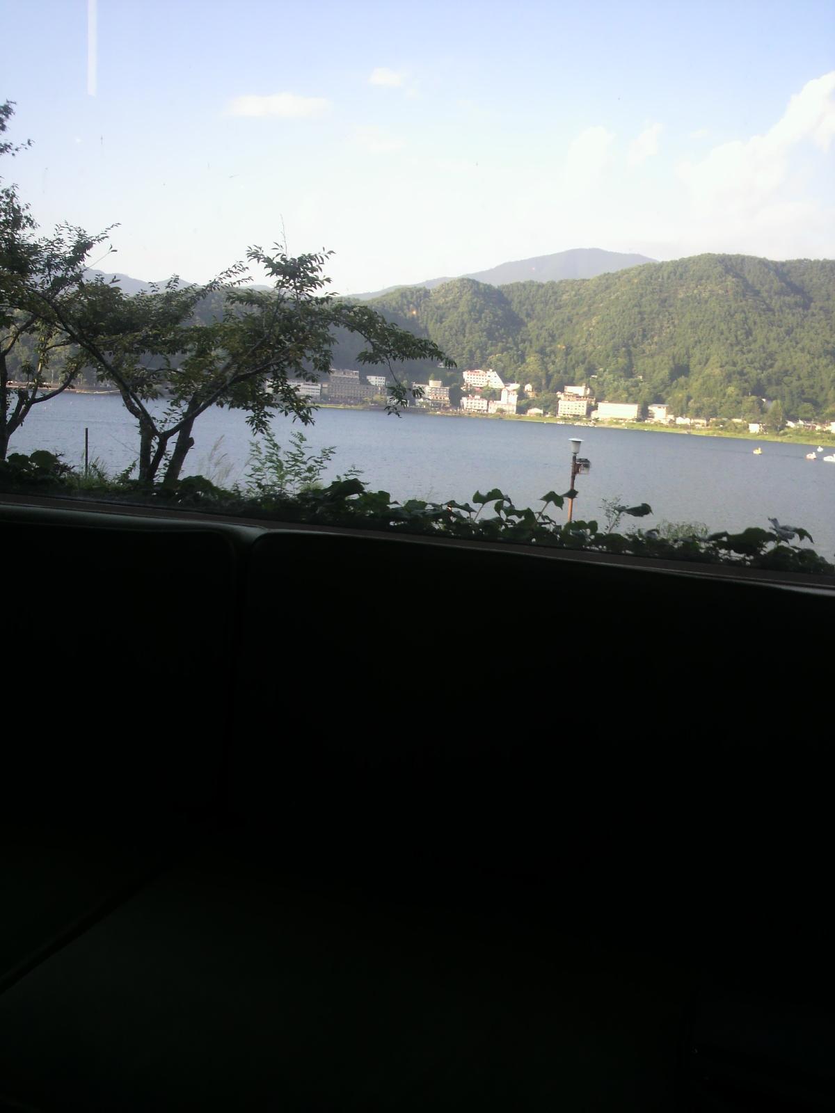富士レークホテル ラウンジ