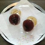 延命堂 - 熱海桜
