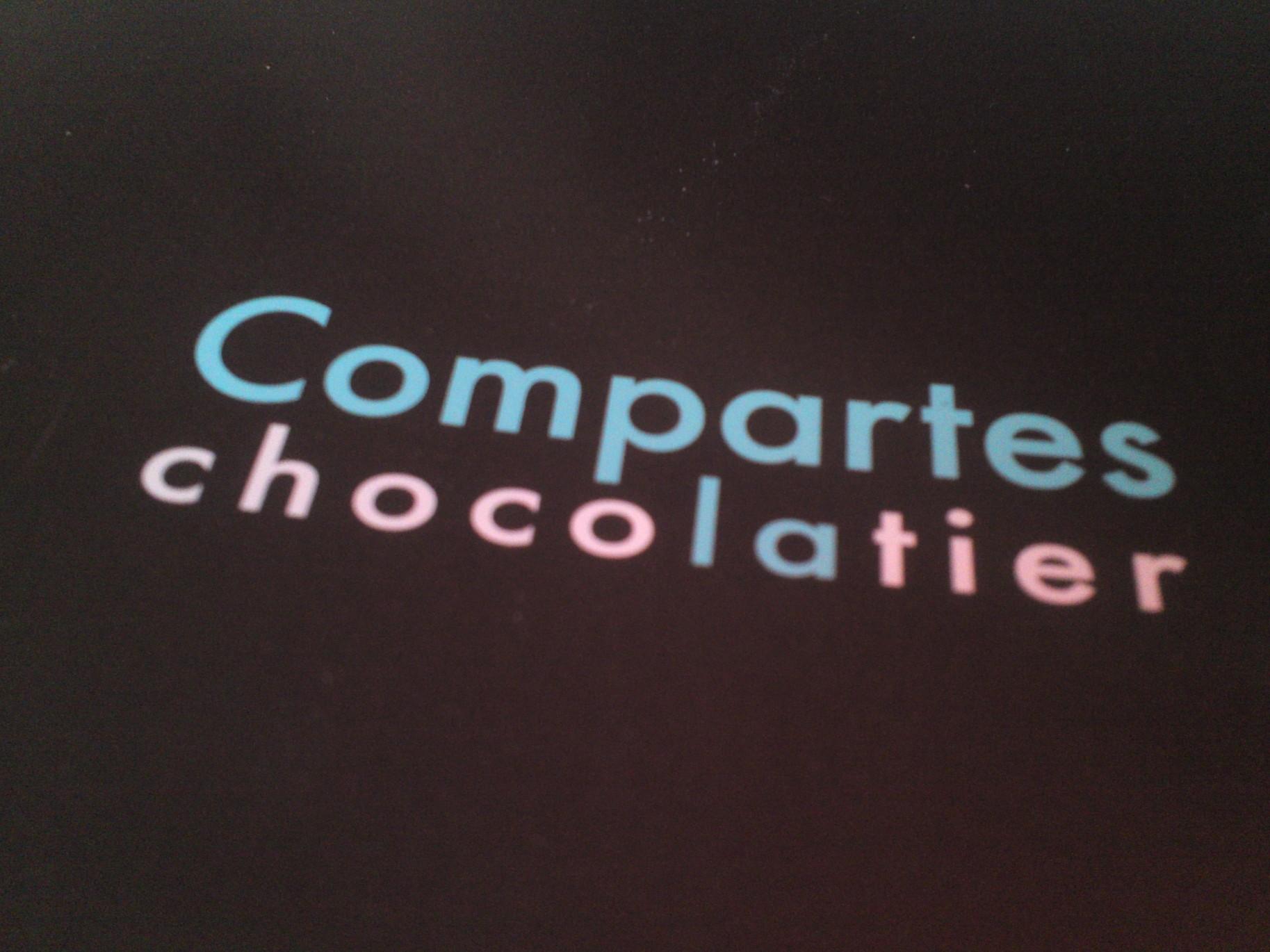 Compartes chocolatier �����@�a�J�X