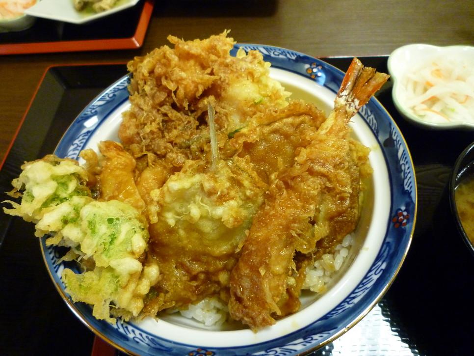 天ぷら いな葉