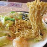 北京大飯店 - 麺アップ