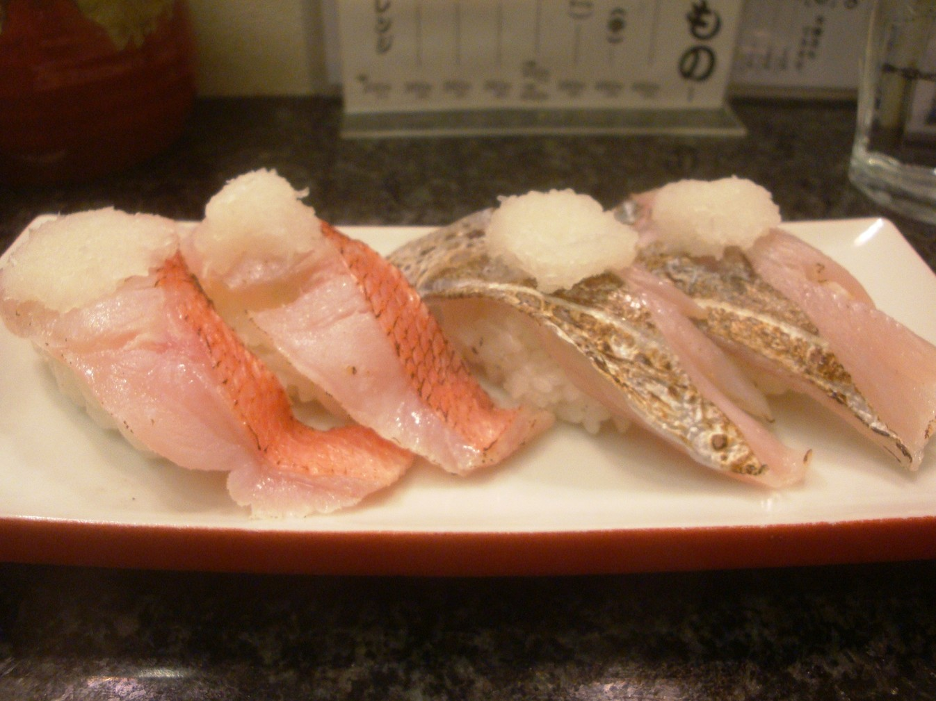 地魚握り とっつぁん寿司  天神橋店