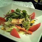 なつ家 - 豆腐サラダ