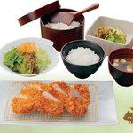 浜勝 - 国産ハーブ豚のこだわり膳