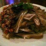 台南担仔麺 - 豚耳