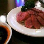 台南担仔麺 - 腸詰