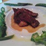 7134799 - 和牛ロース肉のステーキ