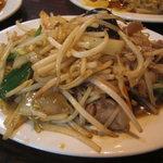 中華一番 - 中華一番 もやし炒め