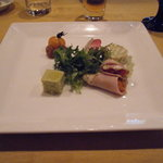 イタリアンレストラン ルッチコーレ - 前菜