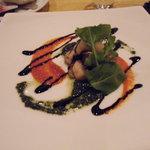 イタリアンレストラン ルッチコーレ - 魚料理