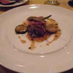イタリアンレストラン ルッチコーレ - 肉料理