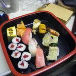 7153947 - 出前のお寿司