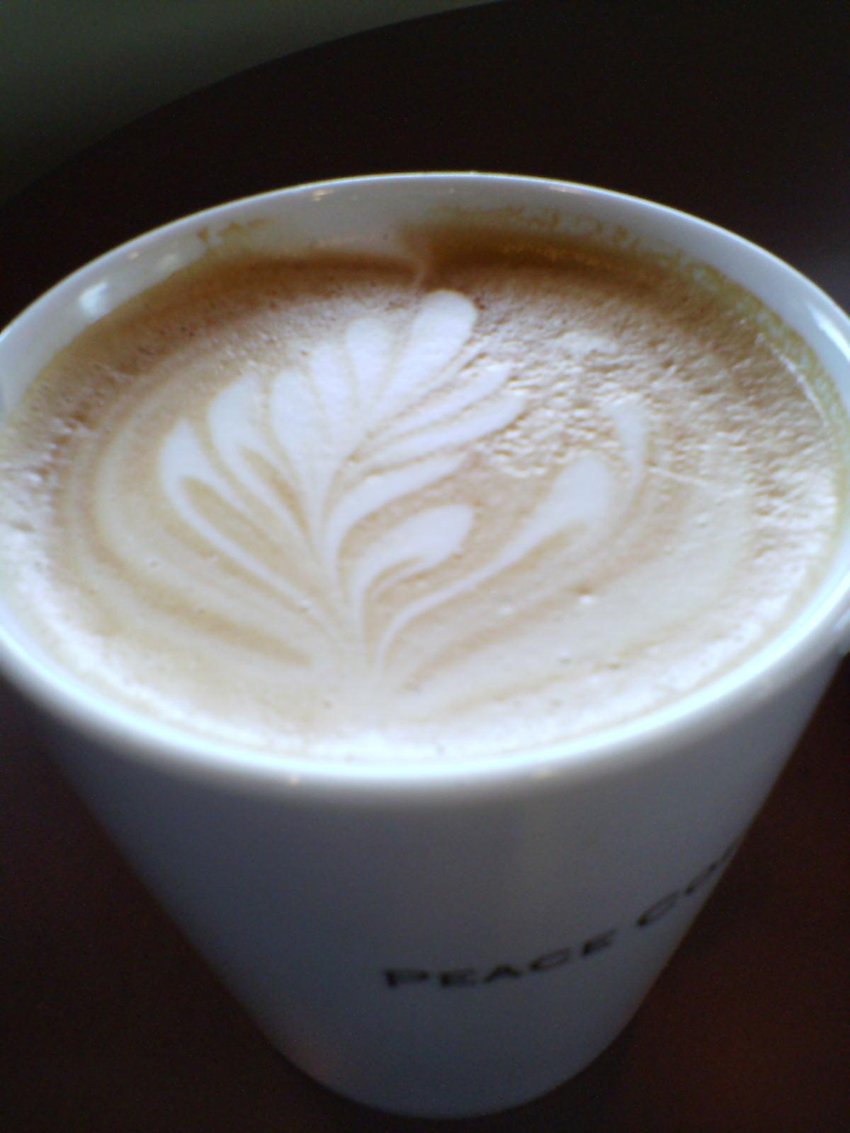 ピースコーヒー 土気あすみが丘店