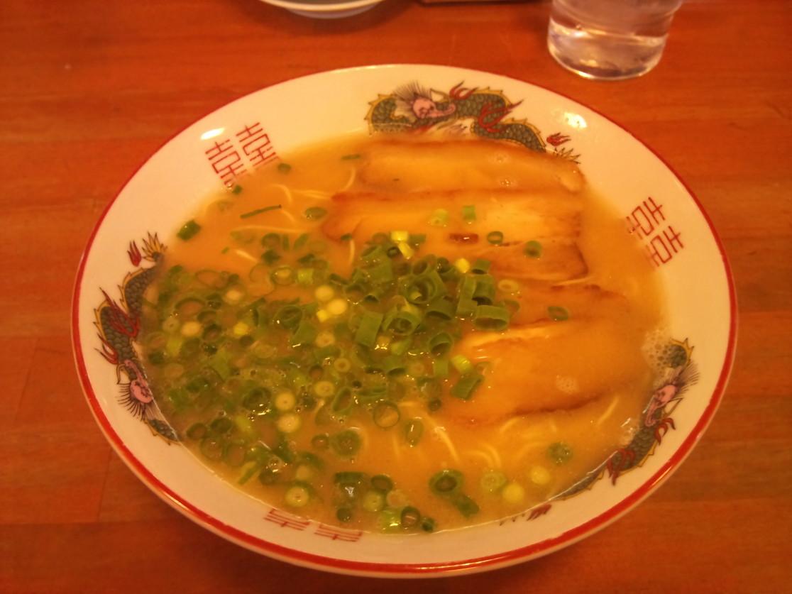 長浜ラーメン博多屋 大竹店