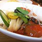 野菜畑 - 野菜ランチ