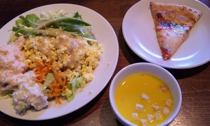 健康菜園サラダビュッフェ ナポリの食卓 相生店