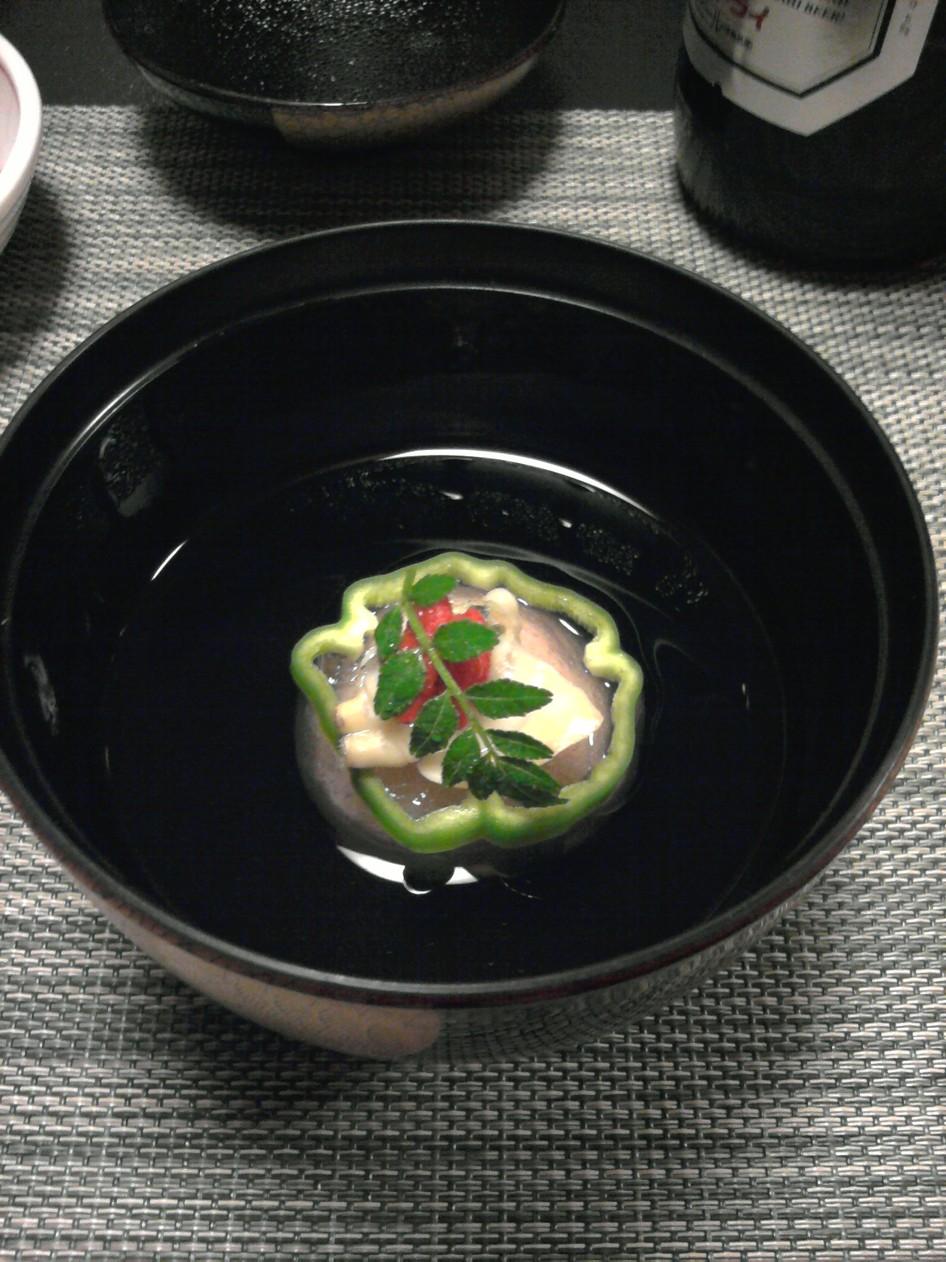 日本料理 花野江