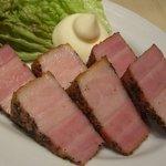 ロックキッチン1984 - 厚切りベーコン焼!