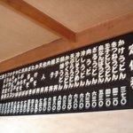 かも川 - Since1978 メニュー