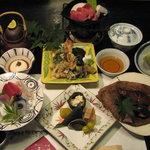 矢田や - 料理写真:季節の会席コース(5,150円コース)