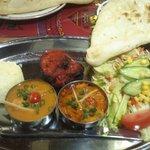 インド・ネパール料理 KUMARI - タリセット