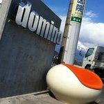 ドミノ - 天気の良い日は富士山が望め、景色も楽しめます!!